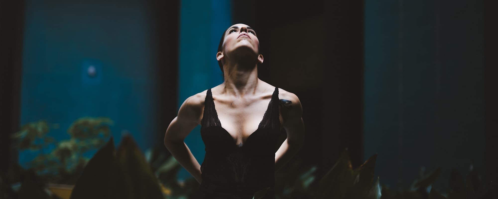 Aina Lanas Bailarina Barcelona